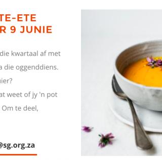 Gemeente-ete Sopkuier 9 Junie