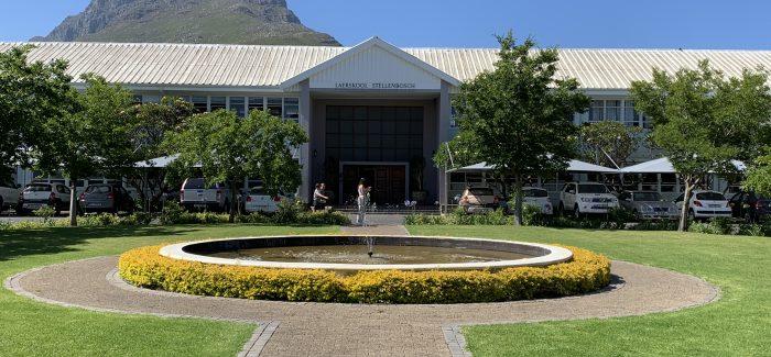 Stellenbosch Gemeente | 'n Nuwe venue
